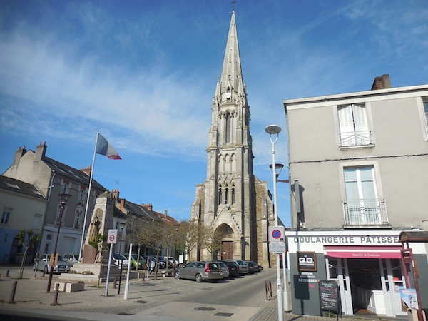 Eglise  Saint Paul